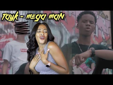 Tay-K — Megaman ( Official Video ) (Prod. By Russ808) Directed by @DONTHYPEME #FREETAYK | REACTION!!