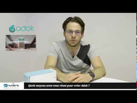 Adok révolutionne la vidéo projection