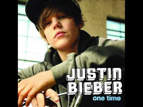 One Time - Justin Bieber Mp3 Download Link (w/lyrics)