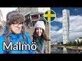 Путешествие в Швецию Мальме. Современная архитектура Скандинавии