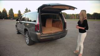 Кадиллак Эскалэйд/Cadillac Escalade. Обзор от Лиса Рулит.