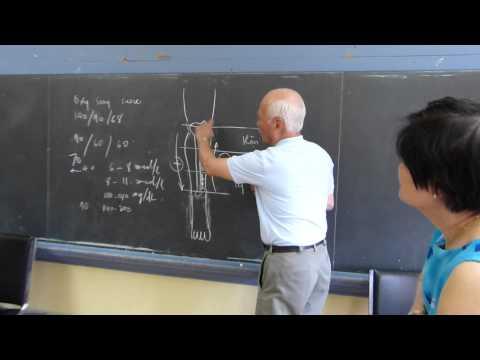 Vuốt xương ống chân tìm bệnh của tỳ, gan, thận, bao tử, ruột (expliqué en francaise)