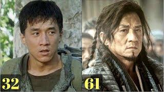 Как менялся Джеки Чан с 1 до 63 лет