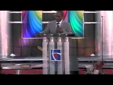 Praise and Prophetic (part 3) - HolyGhost Christian Centre, Guest Speaker -Dr. Norman Thomas