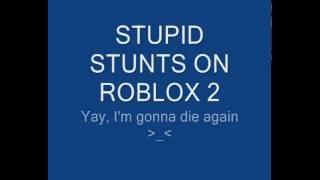 Estúpidas acrobacias loucas em Roblox 2