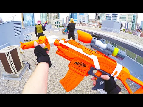 Nerf Krieg: First Person Shooter 9
