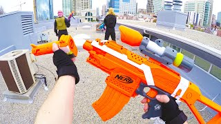 Guerra de Nerf: First Person Shooter 9