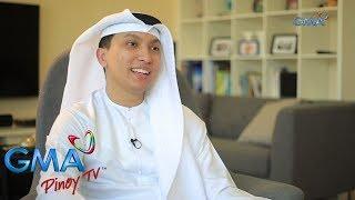 Becoming Pinoy: Meet the Half-Filipino Half-Emirati Saeed Al Mehairi