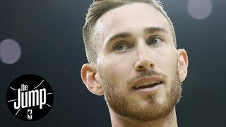 Gordon Hayward Could Shake Up All Of NBA Free Agency | The Jump | ESPN