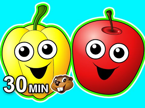 """Healthy Snack Songs"" 30 Minute Collection 