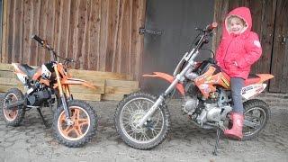 Pocket Bike VS Pit Bike - Die wichtigsten Unterschiede!