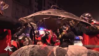 Accident grave de la circulation au Kremlin-Bicêtre (94) le 21 mars 2015