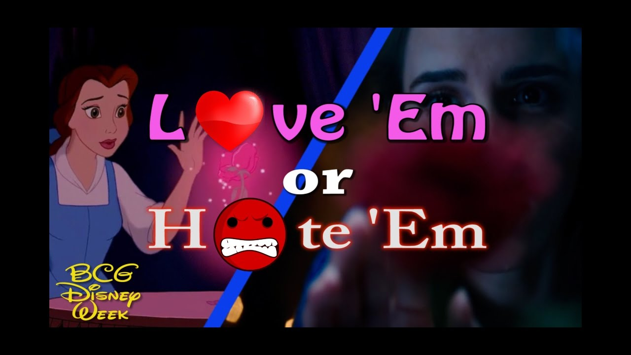 63536132514 Love Em or Hate Em: Disney Remakes - YouTube