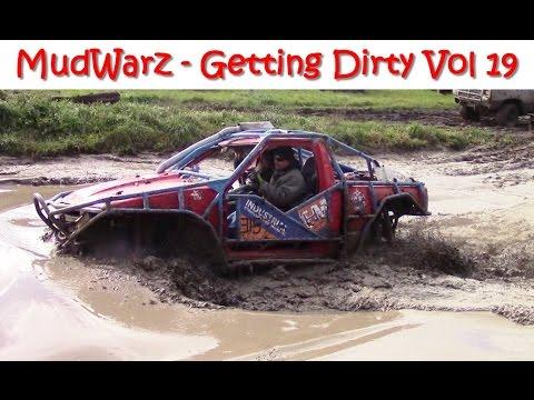 MUDWARZ - GETTING DIRTY VOL 19 - MUD BOG ACTION