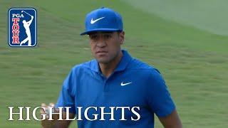 Tony Finau's highlights | Round 2 | HSBC Champions 2018