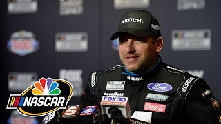 Ryan Newman is no stranger to bouncing back from adversity in NASCAR | Motorsports on NBC