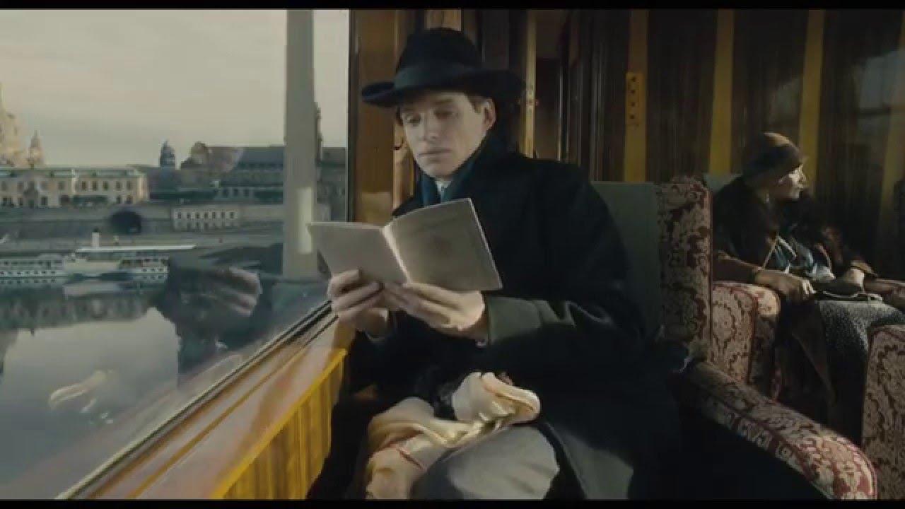 """Danish Girl / Extrait """"Le Train"""" [Au cinéma le 20 janvier 2016]"""