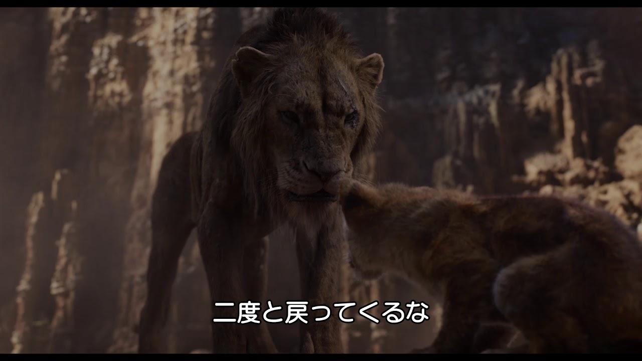 ちゅ ー る ライオン キング