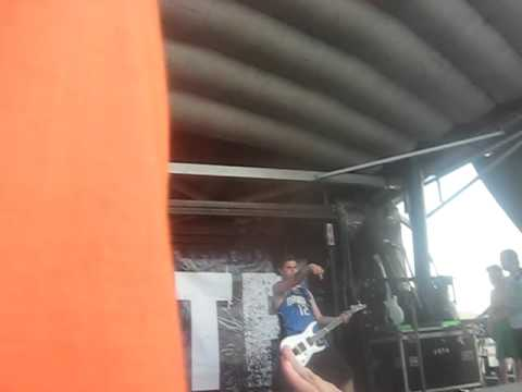 A Day To Remember WARPED a plot to bomb the pandhandle 2nd part