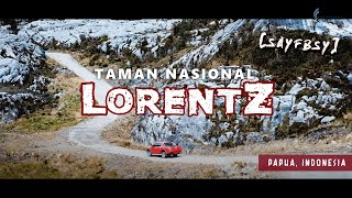 Lorentz: The Largest National Park In South-east Asia