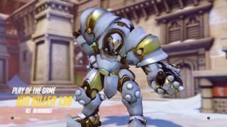 My First Reinhardt POTG