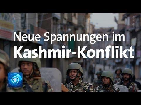 Kashmir: Neue Spannungen