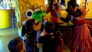Организация детских праздников в Алчевске.(, 2011-10-15T19:09:39.000Z)