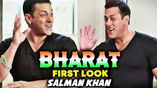 Salman Khan's FIRST LOOK From BHARAT Revealed