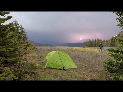 The Crow-Wallace-Pyramid Traverse: A 5 day off trail backpacking trip/Absaroka Beartooth Wilderness