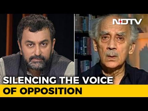 Truth Coheres, Falsehood Falls Apart: Arun Shourie To NDTV