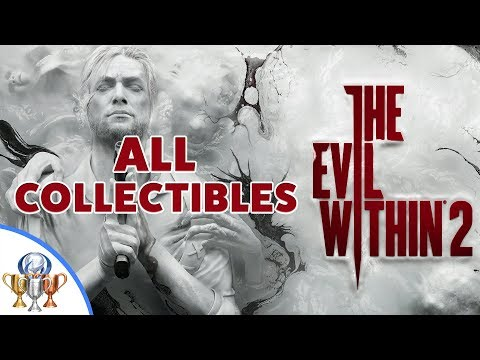 The Evil Within 2 All 115 Collectibles & Mysterious Objects -  Files, Locker Keys, Memories, Slides