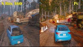 GTA 5 360 VS GTA 5 PC de $10 000 dolares