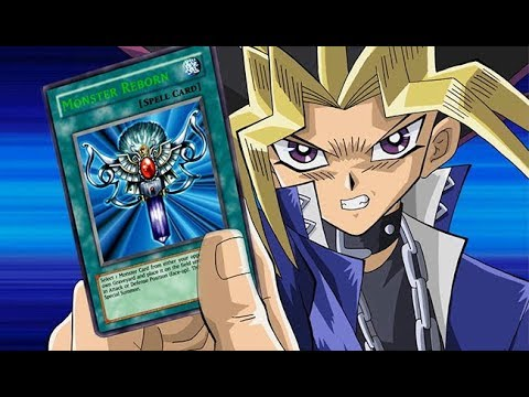 Yugioh Story The Rise And Fall Of Monster Reborn Youtube