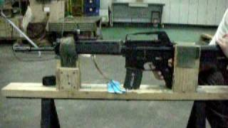 利盈玩具T91後作力測試