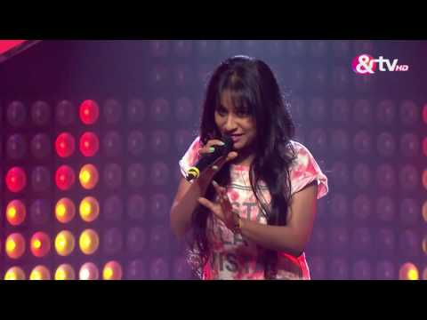Shilpa Surroch - Inteha Ho Gayi | The Blind Auditions | The Voice India 2