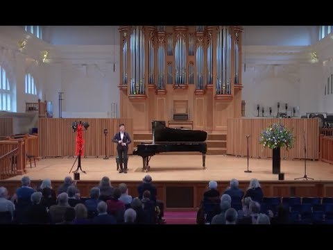 George Harliono performs Stravinsky Petrouchka at The Royal College of Music London.