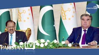 Pakistan, Tajikistan agree to strengthen bilateral ties