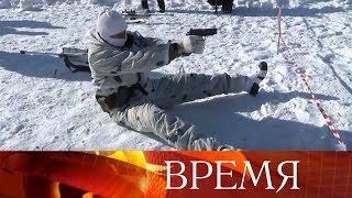 В День ССО на полигоне Росгвардии в Московской области прошли соревнования снайперов.
