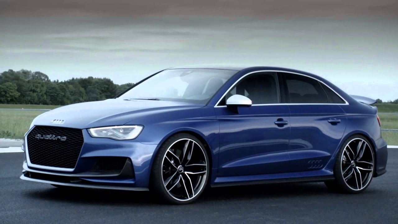 Audi A3 Clubsport Quattro Concept Youtube