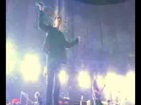 U2 Elevation, Live From Milan