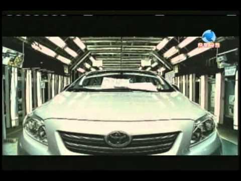 Carro News   Toyota inicia nova fábrica em Sorocaba