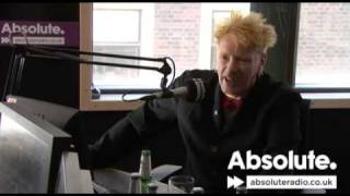 John Lydon chats to Christian O