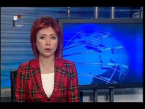 Сирийское телевидение на русском языке онлайн