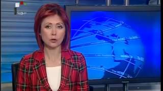 Новости на русском сирийского телевидения (госканал Syria Satellite Channel) от 14 апреля 2014 г.(Это видео к статье