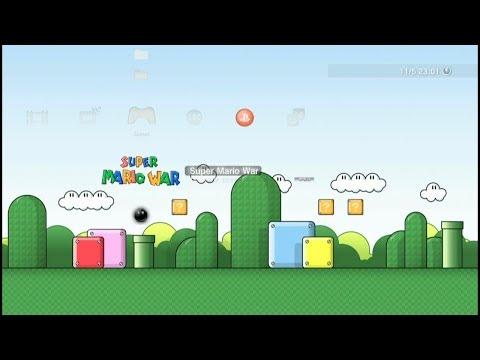 Super Mario War PS3 OFW HEN 4.84