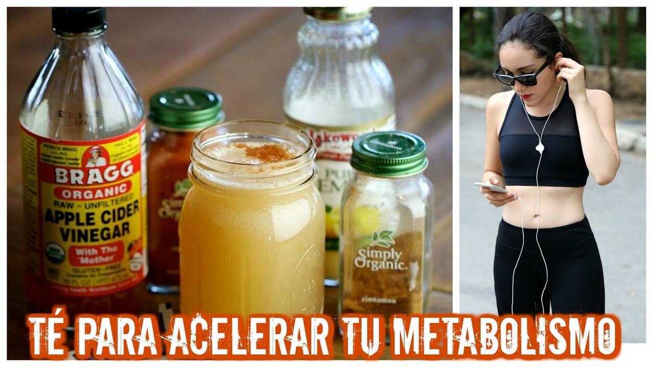 Que es dieta del metabolismo acelerado antes y despues ?