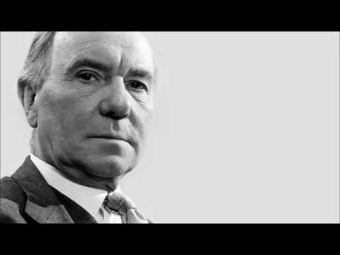 Auguries of Innocence by William Blake - Read by Ralph Richardson