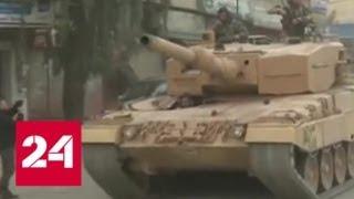 После ухода США из Сирии курды просят помощи у Дамаска - Россия 24