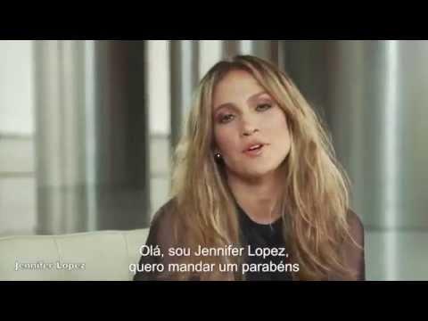 Jennifer Lopez fala da  Nova Arena do Palmeiras