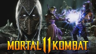 Noob Saibot is GODLIKE!! - Mortal Kombat 11 Noob Saibot Online Matches!